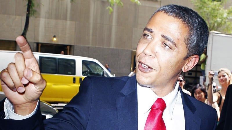 Race-Joking Obama Impersonator: GOP Loves Me