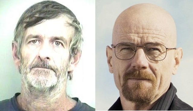 Cops in Alabama on the Lookout for Meth Maker Named Walter White