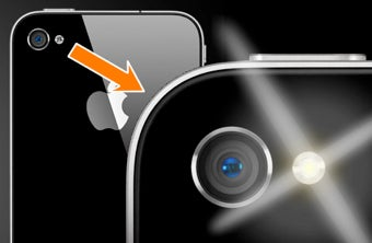 LED Light Turns Your iPhone 4 or Android Phone into an LED Flashlight