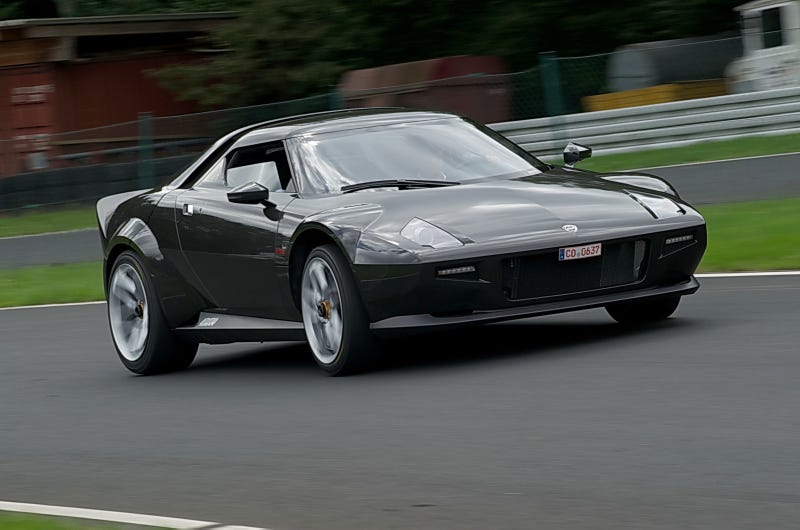 New Stratos: 540 HP, 170 MPH Top Speed