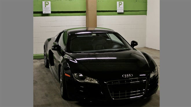 This is why Audi R8 drivers are asshats