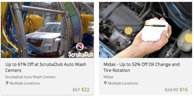 Deals: $36 Shop-Vac, Local Automotive Deals, Half Price Starbucks