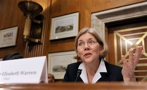 Will Tough, Awesome Elizabeth Warren Head the New Consumer Protection Agency?