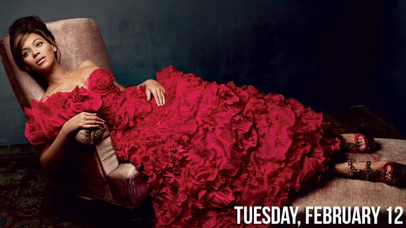 Beyoncé Tells Vogue That 1-Year-Old Blue Ivy Is Her Best Friend