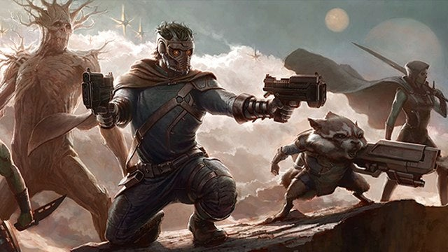 Guardians of the Galaxy plot synopsis reveals new character details