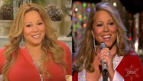 The Year In Mariah Carey