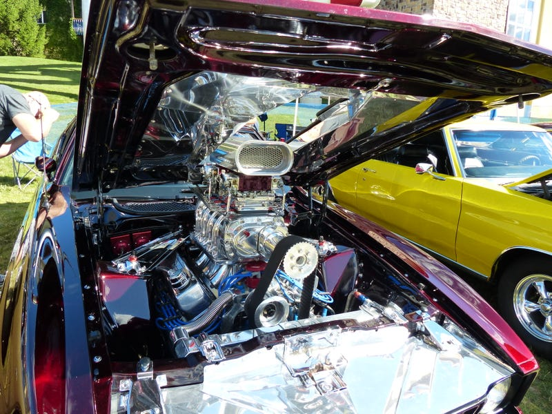 Motor city car shows where lunacy meets machinery for Motor city towing detroit michigan