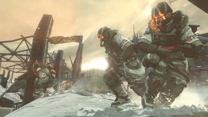 Killzone 3 Eyes-On: Chance of Flurries & Brutal Melee