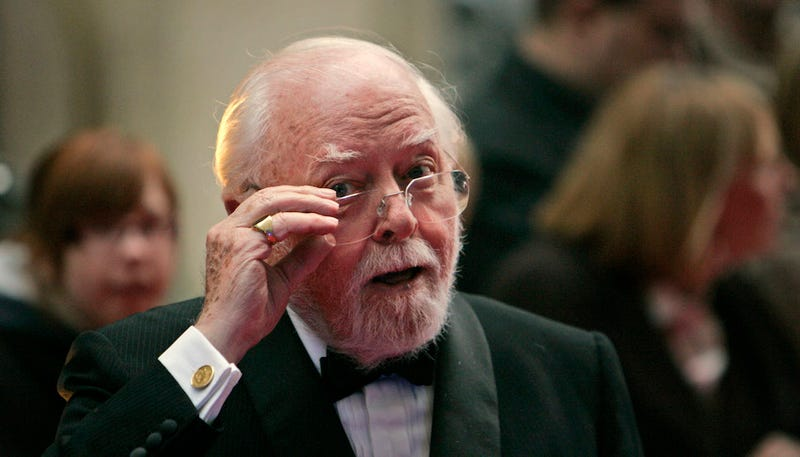 Iconic Actor and Director Richard Attenborough Dead at Age 90