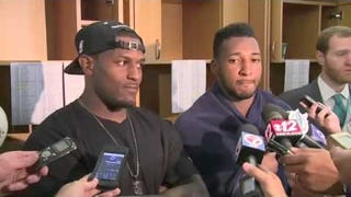 Mike Wallace And Brandon Gibson Gave The Weirdest Interview