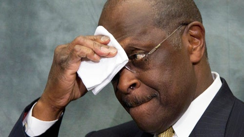 Herman Cain Is Considering Dropping Out