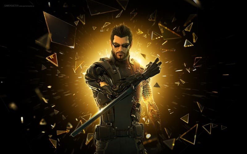The Neuroscience of Deus Ex: Human Revolution