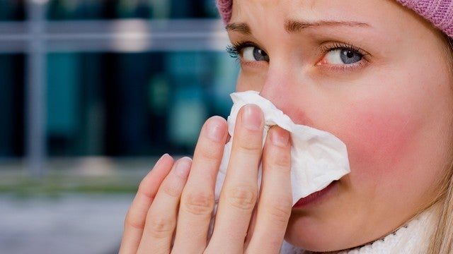 Your City May Be to Blame for Your Snot-Filled Head