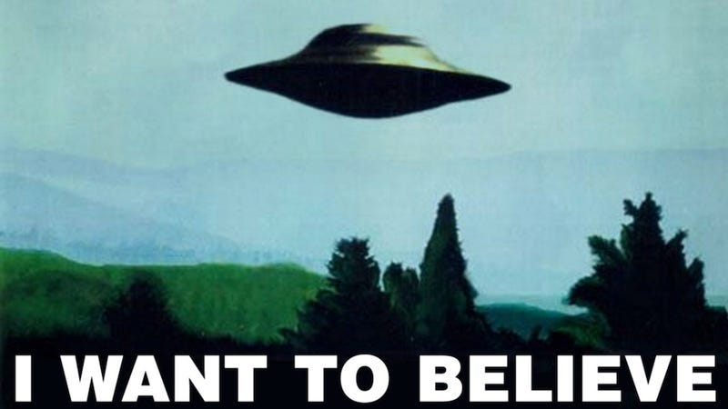President Jimmy Carter Really Did See A UFO, Technically