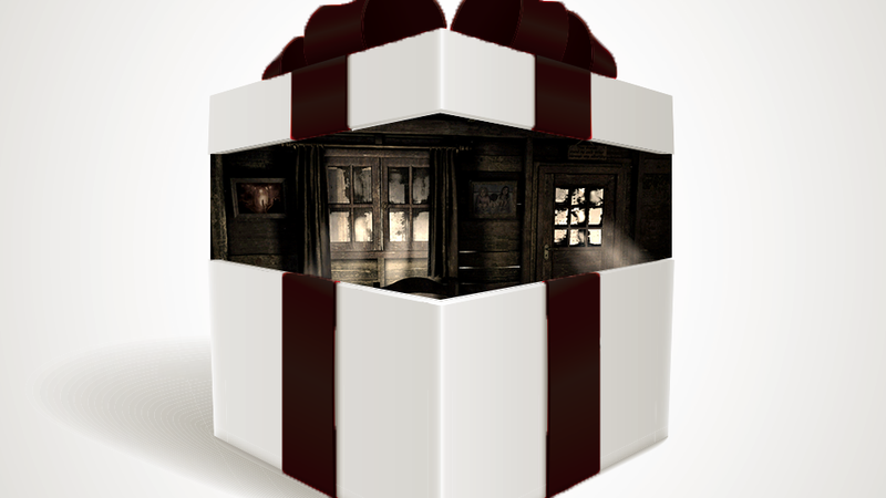 'A Disturbing Gift For Fans Of Adventure Games.'