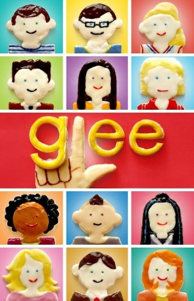 Glee Cookies Sound Delicious