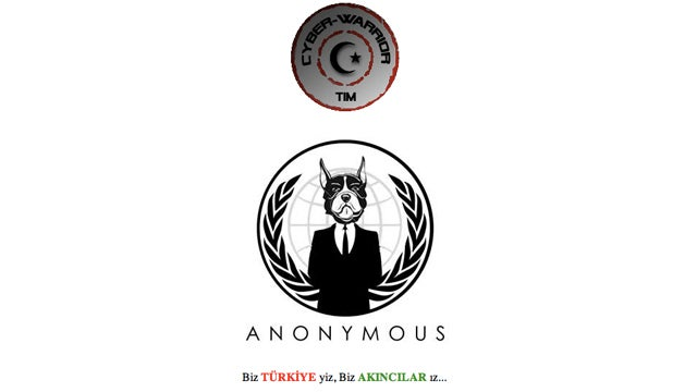 Hackers Hacked the Hackers' AnonPlus Social Network