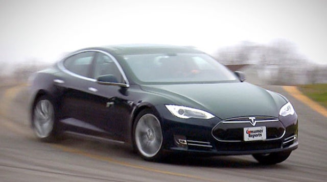 ​Consumer Reports Having Issues With Its Tesla Model S, Too