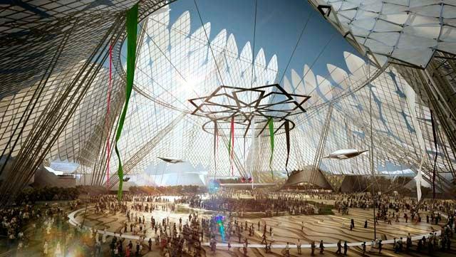 Dubai's $7 Billion Expo 2020 Could Become a Glittering White Whale