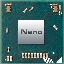 Via Launches Crysis-Capable Nano Processors