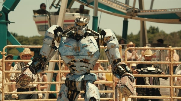 "Why Real Steel Is Not ""Robot On Robot Porn"""