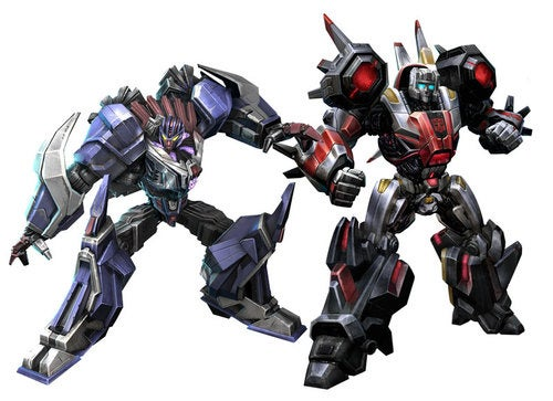 Aerialbots And Stunticons Represent In Transformers: War For Cybertron
