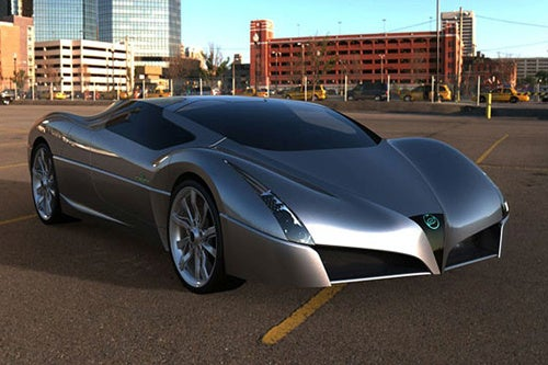 Styletto EV Concept Surprisingly Lacking In Style