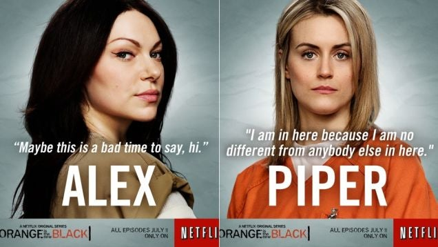 OITNB's Real-Life Alex Is Also Writing a Book About Her Prison Time