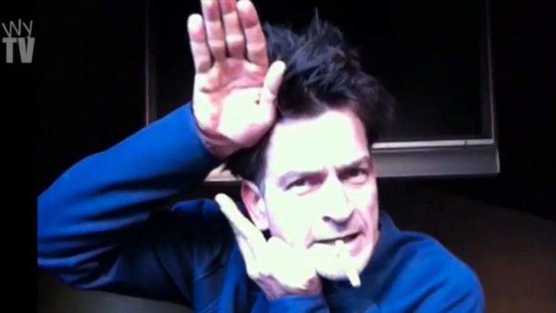 Charlie Sheen's Crazy $100 Million Lawsuit