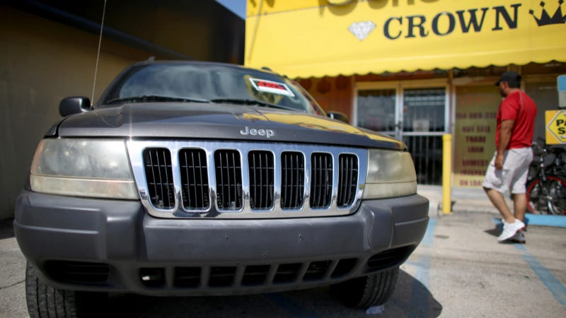 Chrysler Agrees To Fix Fiery Jeeps With… Trailer Hitches