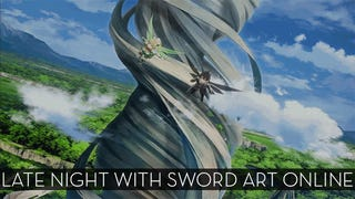 The Up All Night Stream Plays <i>Sword Art Online: Lost Song </i>[All Done]