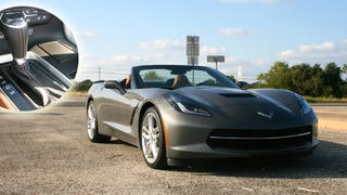 The Eight Speed Automatic Corvette Stingray Does Not Suck At All