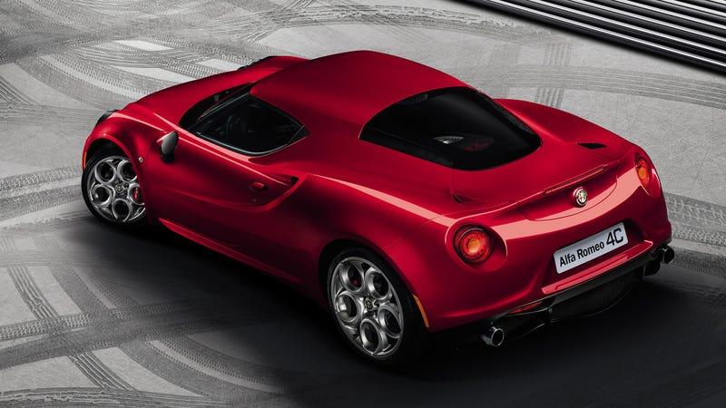 2014 Alfa Romeo 4C: This Is It