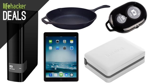 Deals: Store All of the Files, Upgrade Your Tablet, Sing in the Shower