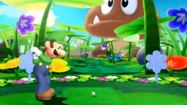 New Mario Golf Coming to 3DS This Summer From Camelot [Video added]
