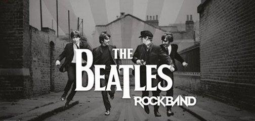 Retail Listings Confirm The Beatles: Rock Band 3-Part Harmonies