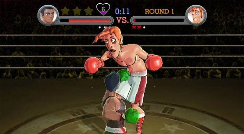 Wii Punch-Out!! Has Another Control Scheme: Your Feet