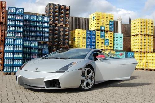 Markuzzi Exclusive Lamborghini Gallardo