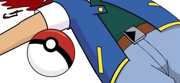 Night Of The Living Pokémon