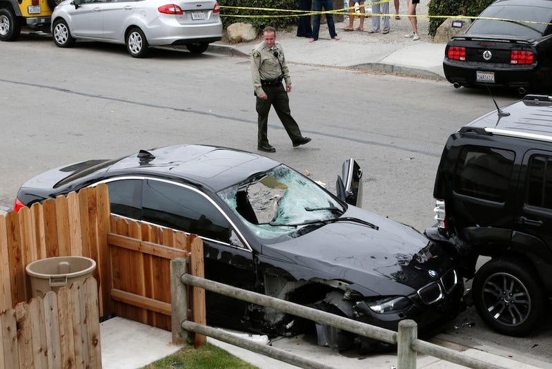 Police: UCSB Shooter Stabbed 3 to Death, Had 410 Rounds of Ammo Left