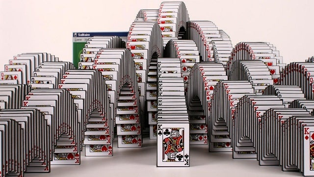 These Guys Win Solitaire Forever
