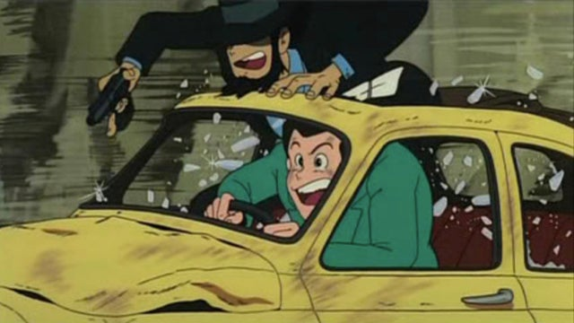Thieves Led Cops on a Comic Book Car Chase