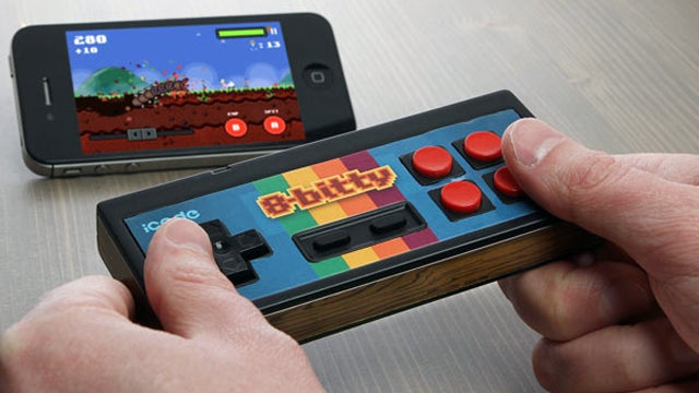 I Just Fell In Love With iCade's New Retro NES-Style Gamepad for iPhone and iPad