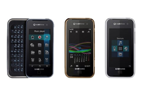Samsung F700 Coming to Verizon?