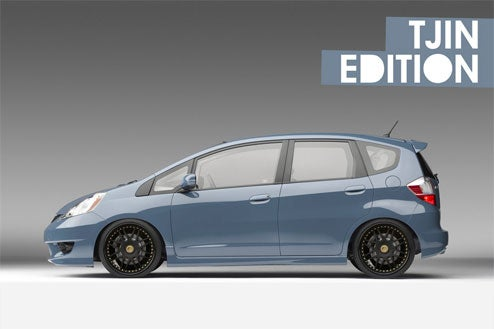 Honda Fit Tjin Is Going To SEMA