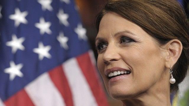 Michele Bachmann's High-Heeled Headache