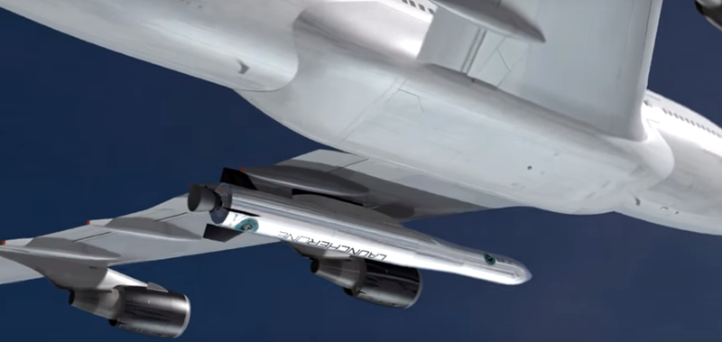 "Virgin Galactic Announces New ""Cosmic Girl"" Mothership That Could Help It Compete With SpaceX"
