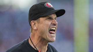 Report: Michigan Offers Jim Harbaugh $8 Million A Year