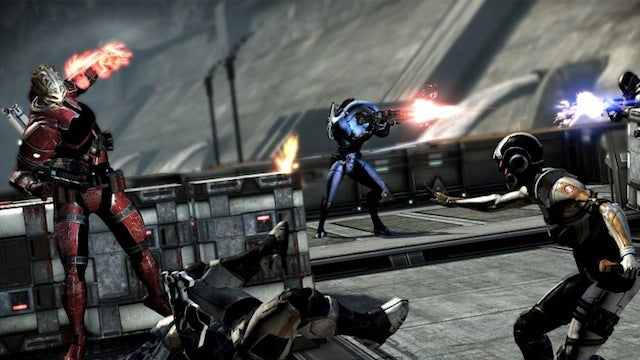More Free Mass Effect 3 DLC Hitting Xbox Next Week