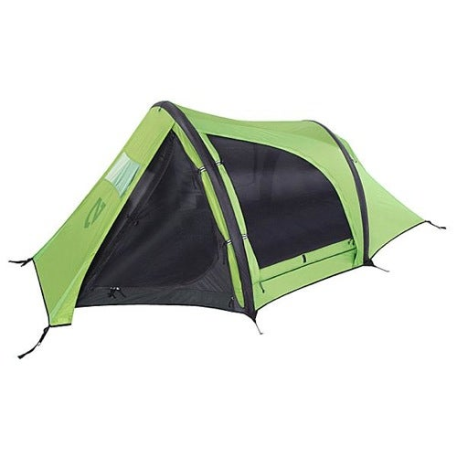 Morpho Tent Means You Can Leave the Tent Pegs at Home on Purpose